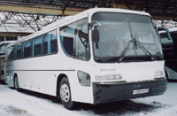 прокат автобуса Daewoo-MAN BH-116